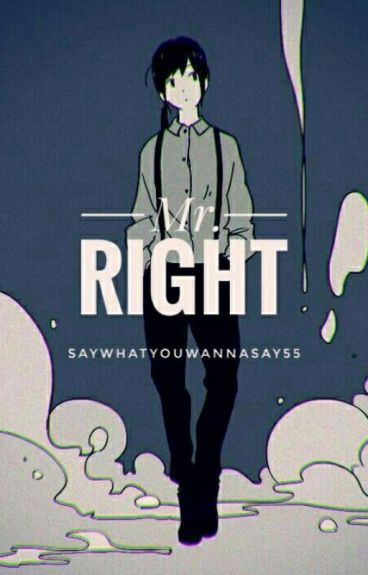 Mr. Right (Vkook) ✔