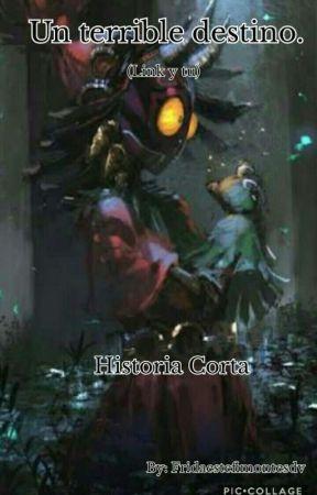 un terrible destino (the legend of zelda) by fridaestefimontesdv
