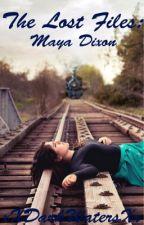 The Lost Files: Maya Dixon by xXDarkWatersXx