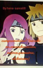 comprometidos?!(naruhina,sasusaku,saiino,nejiten,gaamatsu,shikatema) by hime-sama08