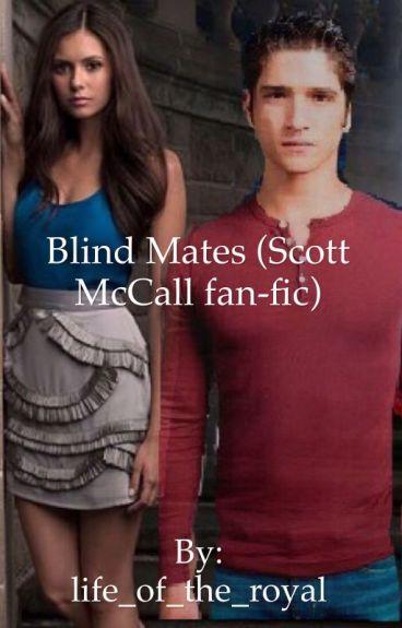 Blind Mates (Scott McCall-Teen Wolf)
