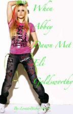 When Abbey Dawn Met Eli Goldsworthy by LovatozWarrior