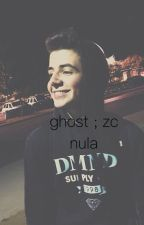 ghost ; zach clayton (bruhitszach) by thevampsnula