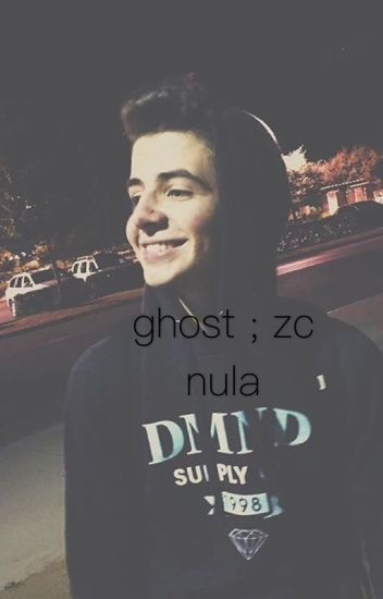 ghost ; zach clayton (bruhitszach)