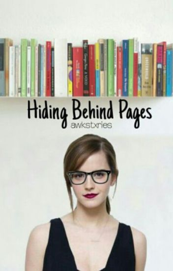 Hiding Behind Pages