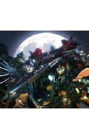 Transformers prime x reader. by 200shadowfan