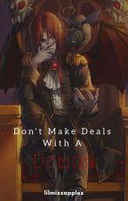 Don't Make Deals With A Demon [MxM] [Mpreg] by lilmizzapplez