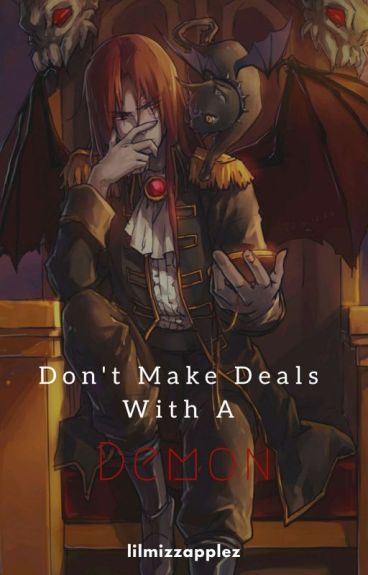 Don't Make Deals With A Demon [MxM] [Mpreg]