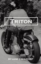 Triton [hs au | completed] by Im-a-thief