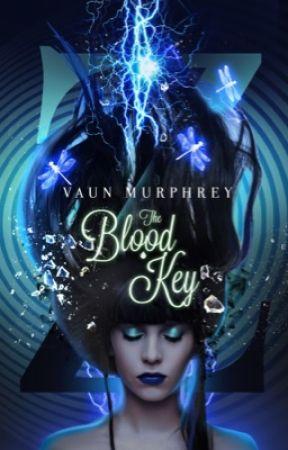 THE BLOOD KEY by VaunMurphrey