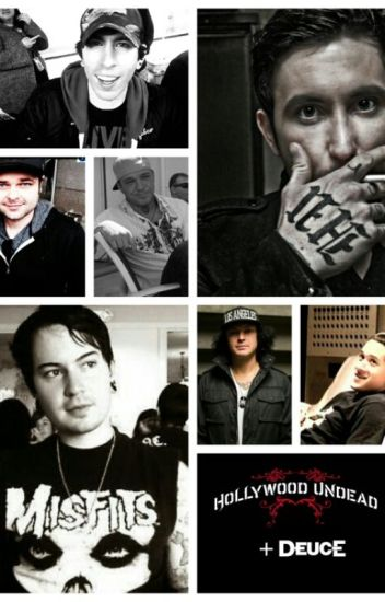 Hollywood Undead X Reader
