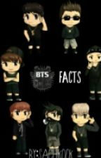 BTS Facts by jsmnjeonxx