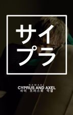 Cyprus and Axel by gaydoesnotmeanshitty