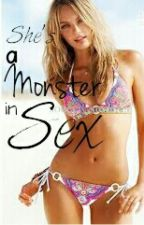 She's a Monster in sex by blackxes