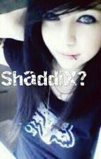 Shaddix?  by TheDeanUnderTheCas