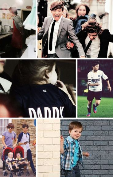 Back to the Beginning (Larry Stylinson)