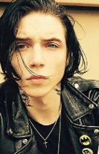 Imagine com Andy Biersack by Rayylemes