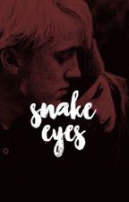 SNAKE EYES by unofficiallymarie