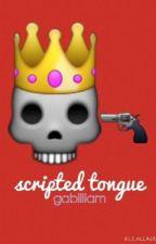 scripted tongue (gabilliam) by hannahjustlikesmusic