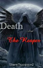 Death The Reaper by ShaneThompson2