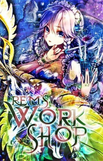 {FOREVER CLOSED} Rem's Workshop || Anime Cover Shop