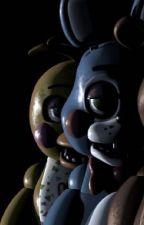 La sombra de los animatronicos by PeridotSparkle