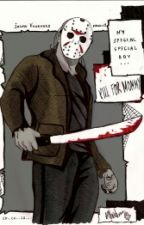 JASON VOORHEES X (WEREWOLF) READER by xxTheRuntxx