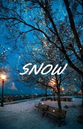 Snow by Halcyoonn