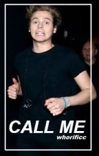 call me / hemmings [on hold] by whorificc