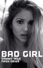 Bad girl by kidrauhljacks