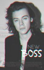 new boss ➸ {larry translation} by camlouflage