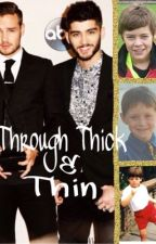 Through Thick & Thin by niallslilhomie