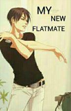 My New Flatmate(Levi x Reader)(AU!) by _DescendingDarkness_