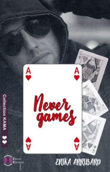 Never Games  (sous contrat d'édition chez Erato)