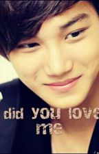 did you love me by ss501_exo