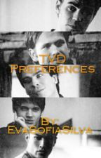 TVD Preferences by EvaSofiaSilva