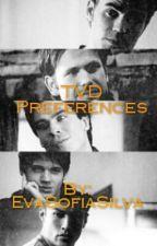 TVD Preferences by EvaSofiaSilva