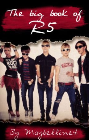 The big book of r5 tumblr a funny meet and greet wattpad the big book of r5 m4hsunfo