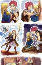 What we're looking for (nalu + one piece) by Ace_D_Dragneel