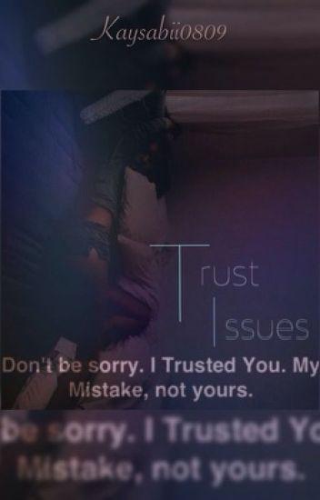Trust Issues - Copyright © 2013