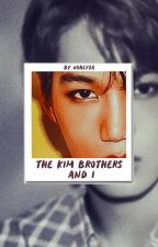 The Kim Brothers and I by yourpastaels