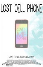 Lost cell phone » larry stylinson by DontSneezeLoveLarry