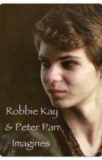 Robbie Kay & Peter Pan Imagines by everydayxfangirl