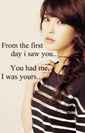 From the first day I saw you...  You had me, I was yours ... ♥ by ysay_haruharu