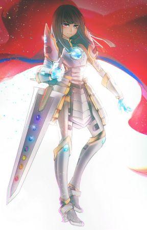 CODE NAME: GEM KNIGHT ||Yu-Gi-Oh! ARC-V - Masumi Kotsu|| by Rocklee_Toshiro1993