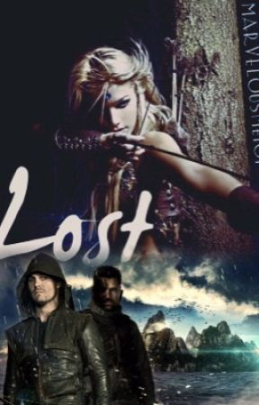 Lost: Arrow fanfic (Oliver Queen) by MarvelousMe101