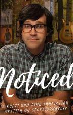 Noticed || Rhett and Link by SecretJungle88