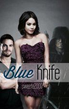 Blue Knife (Arrow FF) by sweete2000