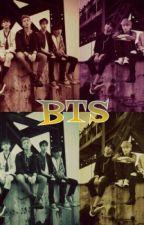 Mon histoire avec les BTS by sionglucie