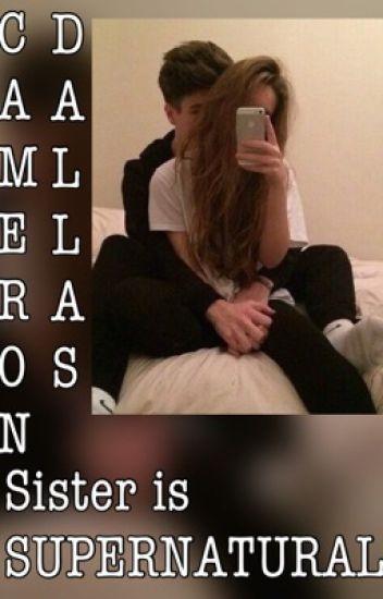 Cameron Dallas' sister is SUPERNATURAL?!
